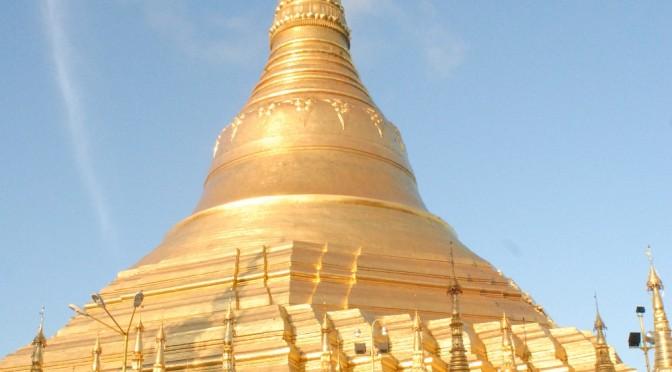 Shwedagon Pagoda3