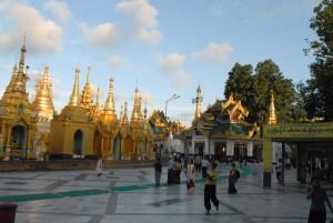 Shwedagon Pagoda5